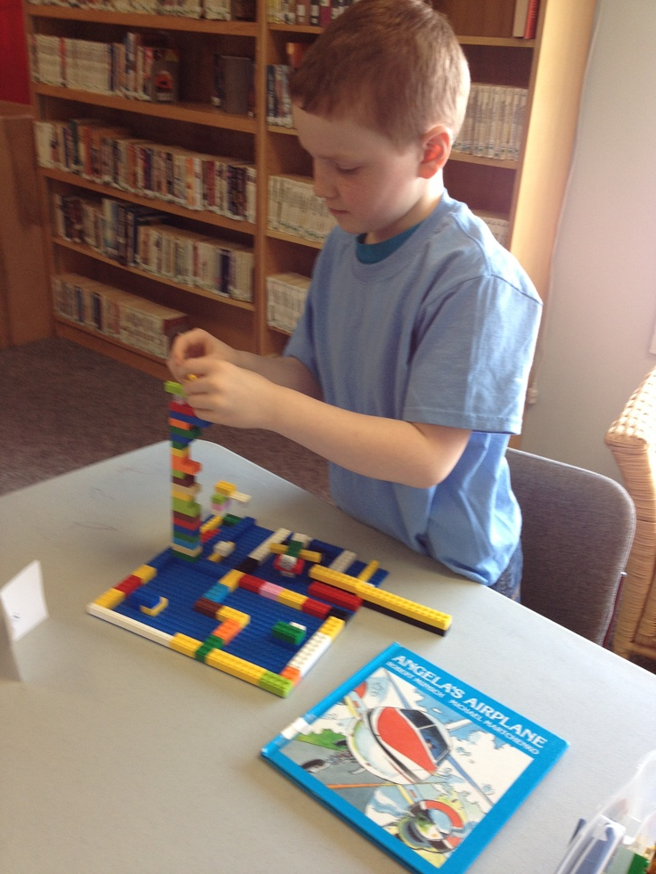 Building the Lego Airport