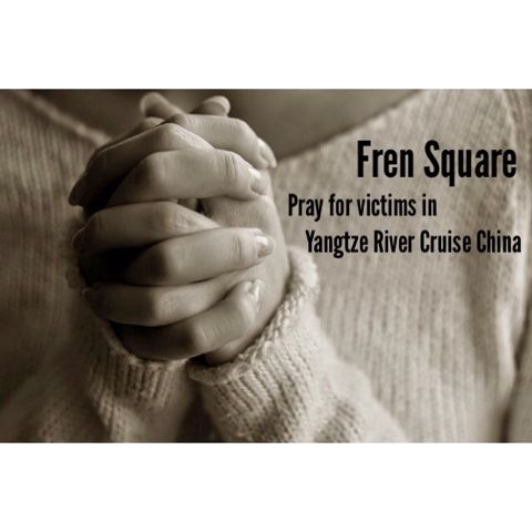 Fren Square: Pray ...