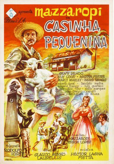 FILOSOFIA da ARTE. Cinema. Mazzaropi. Casinha Pequenina (1962) | MariaLDario's…