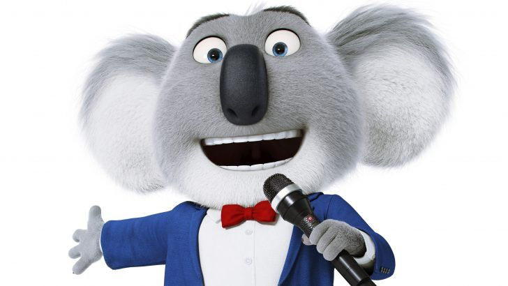 Download Sing Movie 2016 Animation Koala Buster 4K 3840x2400