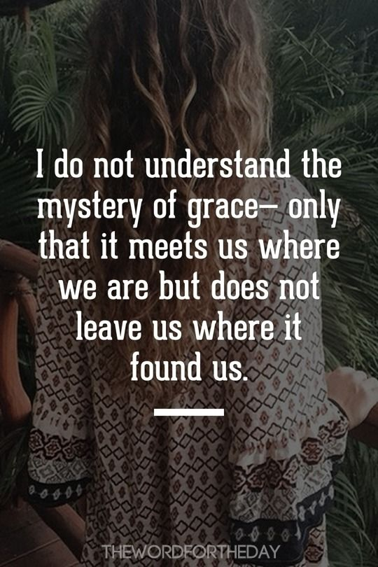 He has saved us and called us to a holy life–not because of anything we have done but because of his own purpose and grace. This grace was given us in Christ Jesus. 2 Timothy 1:9 When a life is...