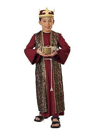Boys Three Wisemen Gaspar Costume - Capture the magical spirit of Christmas during this yearÍs Christmas play or pageant when your child wears this Three ...  sc 1 st  Pinterest & The 341 best Kids Costumes images on Pinterest | Baby costumes ...