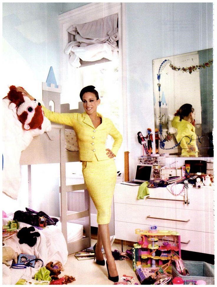 sarah jessica parker per vanity fair