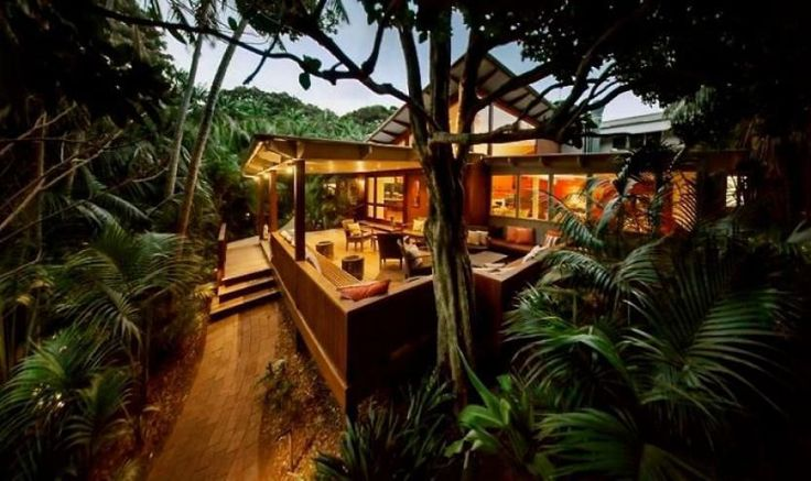 Arajilla Lodge - Lord Howe Island Luxury, NSW   View Retreats #romanticgetaway