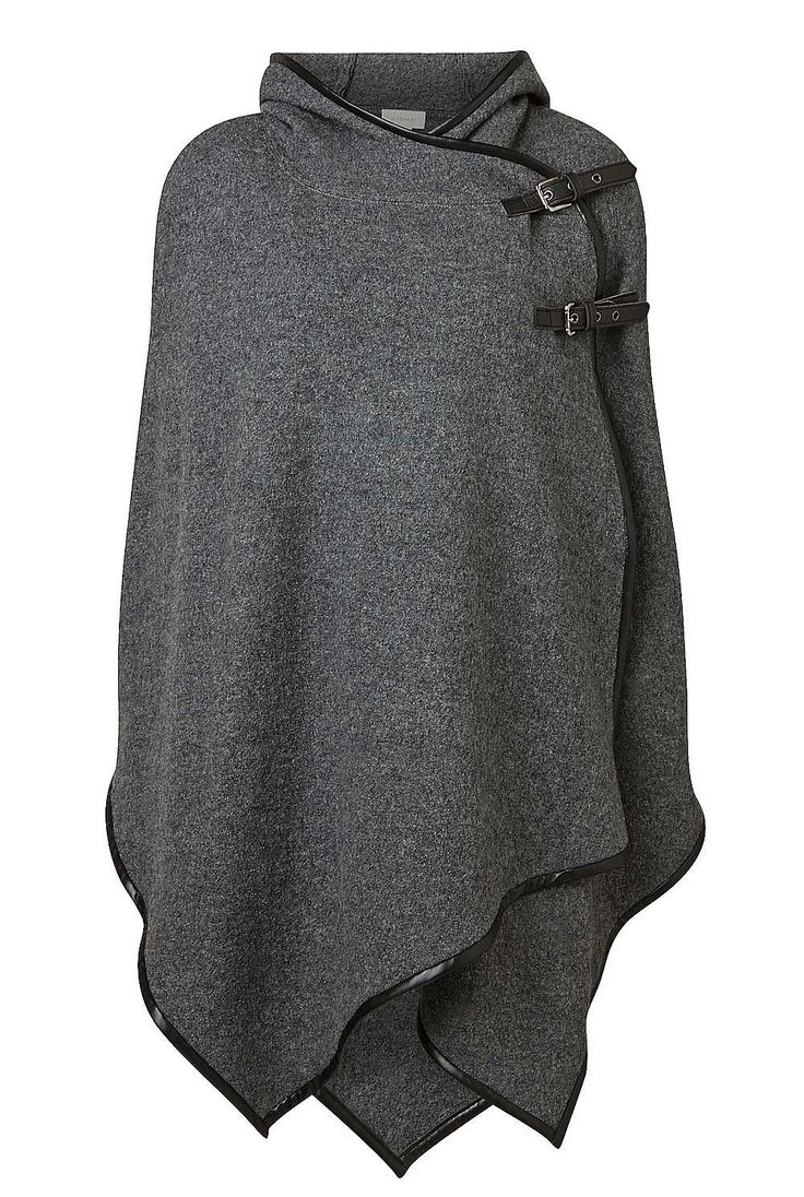 Witchery Online - Boiled Wool Poncho
