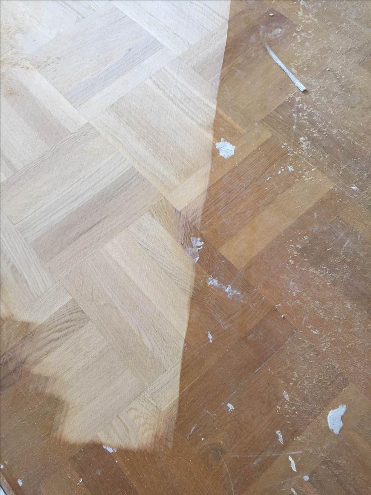 Floor Sanding | Slipa Golv | Before & After #floorsanding #slipagolv #beforeandafter #homemakeover #homedoubler #renovering #lägenhetsrenovering #renovation #renovations #transformation #beforeafter #föreochefter