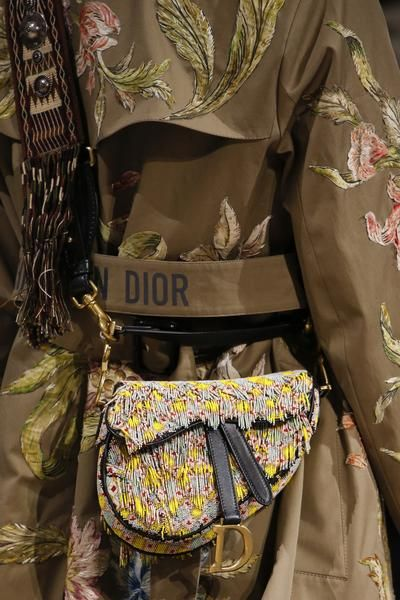 Dior Saddle Bag – Sherry LeTellier