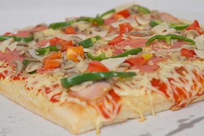 Pizza με το μέτρο Fornino...μα τι άλλο????