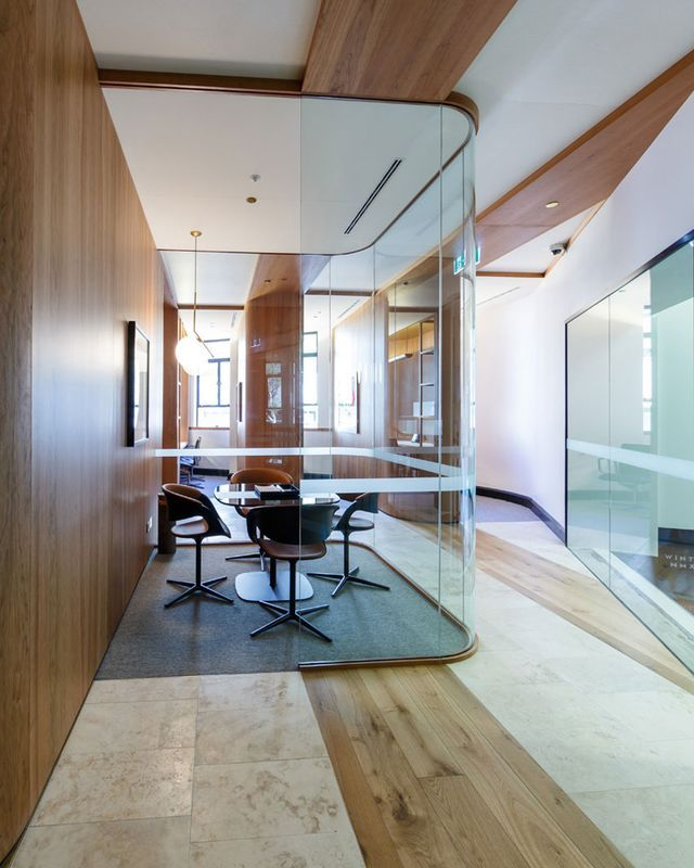 1000+ Images About Contract Interiors : Office On