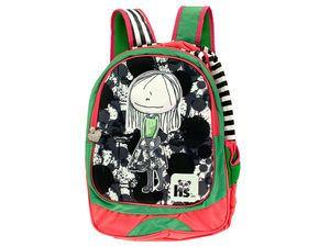 Hablando Sola Pink Panda 3D Backpack (Wholesale Lot of 4)