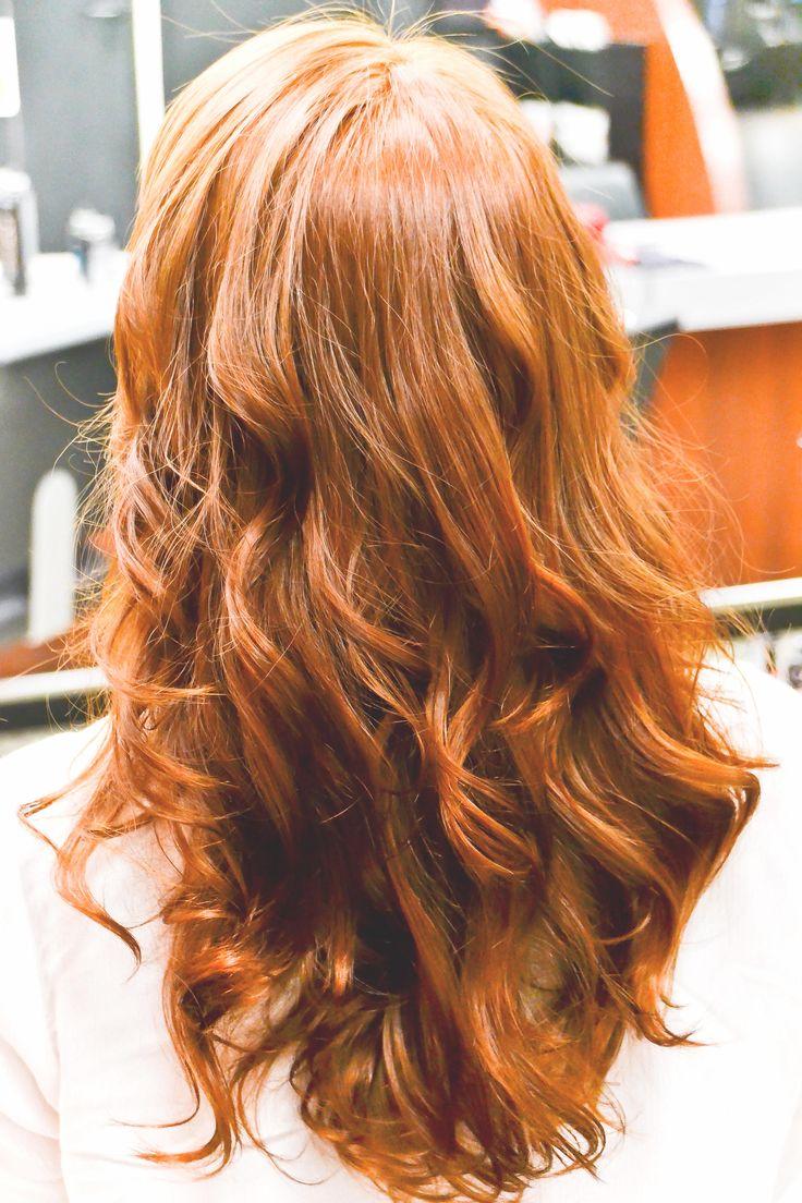 Red Hair Ginger