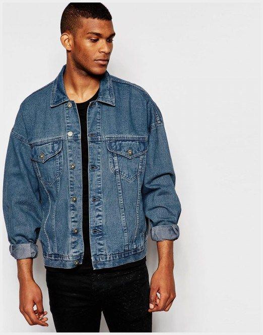5 Best Of Oversized Denim Jacket Mens