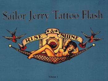 ★セーラージェリー #SailorJerry Tattoo Flash Vol.1, 2 : ★☆WOWSVILLE-MUMBLES☆★