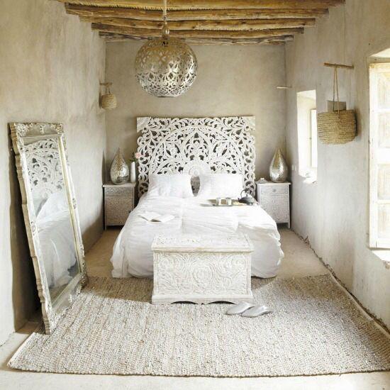 Arabische slaapkamer