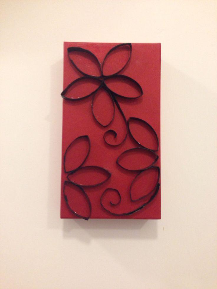 spesso Oltre 25 fantastiche idee su Arte di rotolo di carta igienica su  JC54