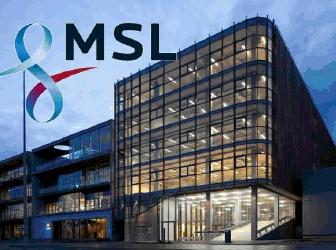@MSL_NL Office  Danzigerkade 23b, 1013 AP, Amsterdam, The Netherlands
