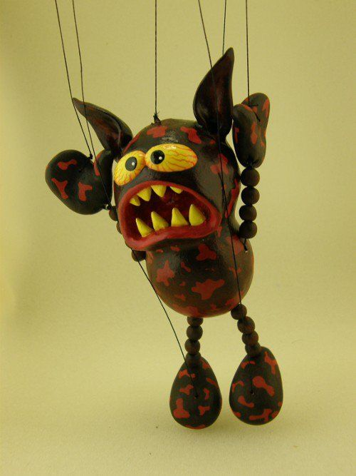 hand-critters-latex-puppet