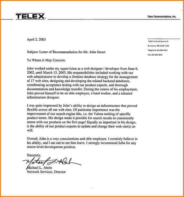 Reference Letter For Employee Leaving Reference Letter Letter Of Recommendation Lettering