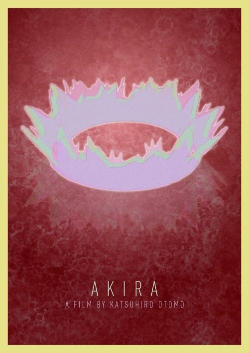 Akira by Daniel Keane
