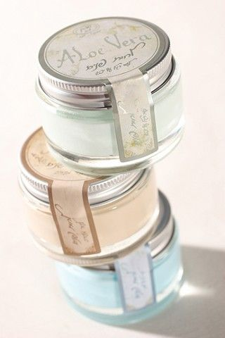A stack full of our favorite facial creams around.