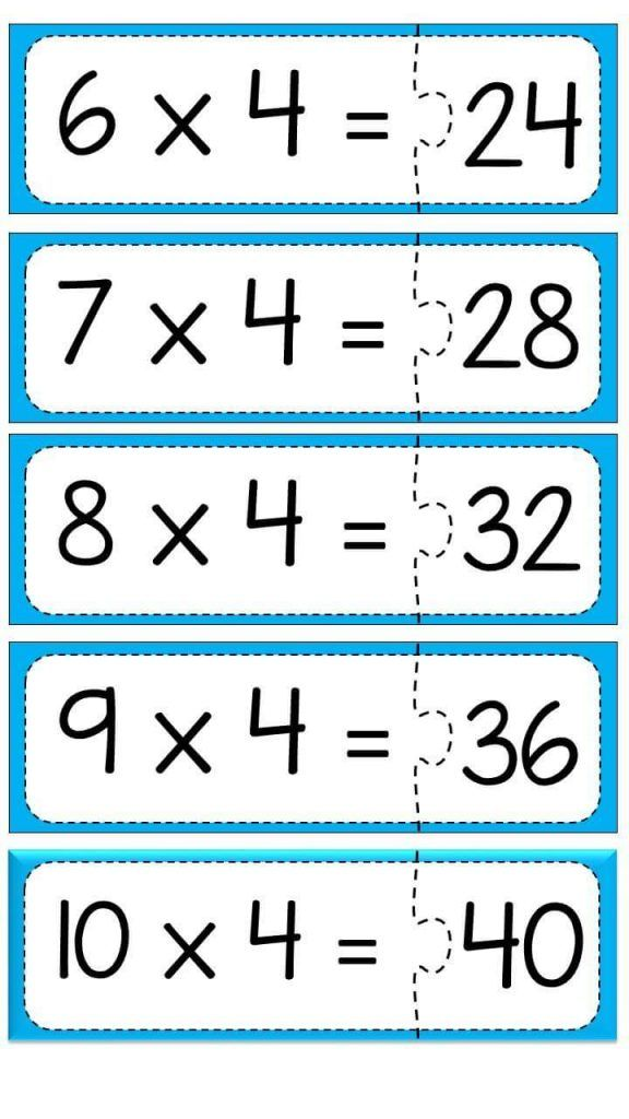 191 best Multiplication images on Pinterest | Elementary schools ...