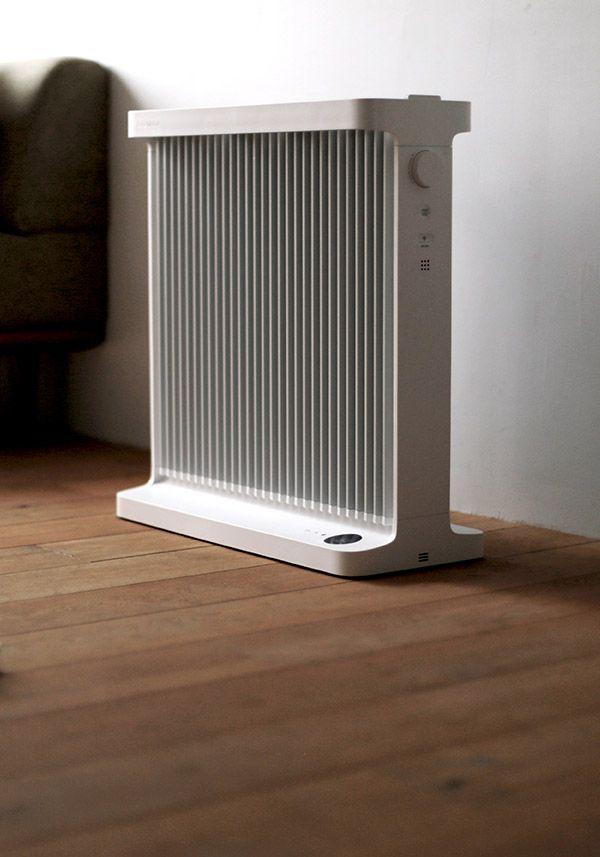 SmartHeater2 | オイルからオイルレスへ。オイルを使わずに部屋全体をやさしく暖める独自のアルミラジエーター方式の暖房です。