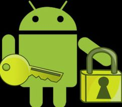 Forget login your Pasword Gadget Android