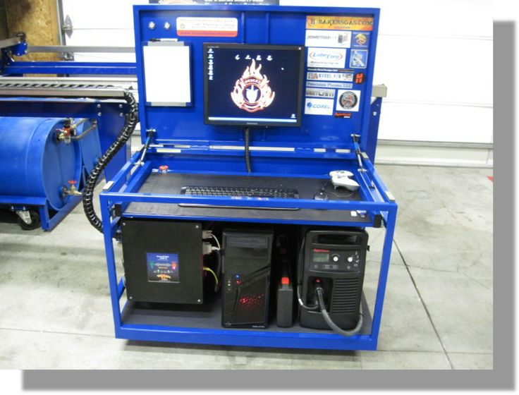 CNC Plasma Cutter Build Presented In Excruciating Detail