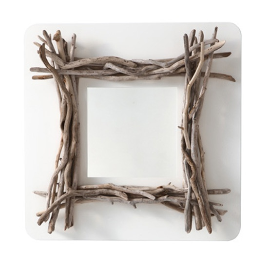 tree branch mirror  would look great at the lake