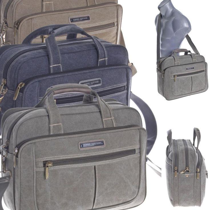 Aoking xxl bag tasche flugbegleiter messenger umhängetasche arbeitstasche herren | eBay