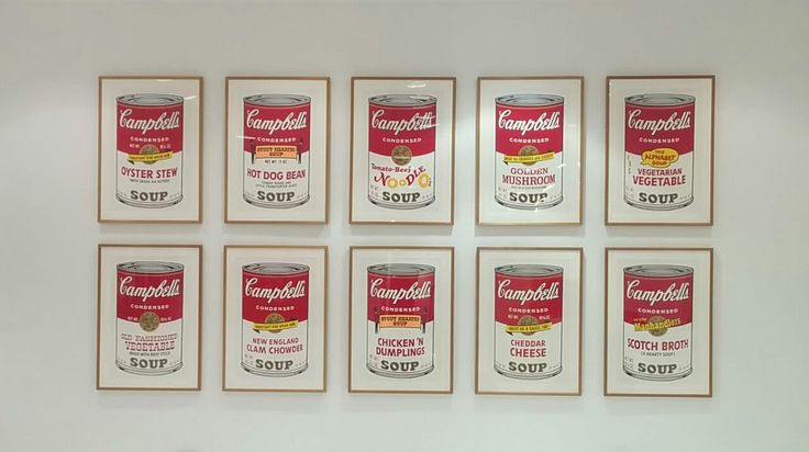 Andy Warhol Revisited is a Toronto Warhol exhibition of iconic paintings and prints. The exhibition includes over 120 works from Revolver Gallery.