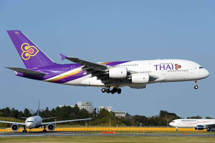 Established on 1st May, 1960 this is the flag carrier airline of Thailand and holds its headquarters at the Vaibhavadi Rangist Road, Bangkok, and schedules its services from Survanabhumi Airport.