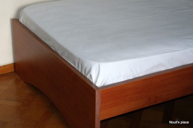 Fitted sheet  -Nouli's place-