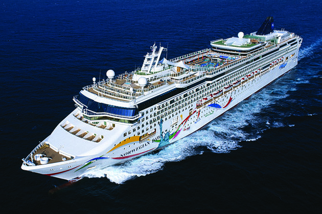 Norwegian Dawn (Photo: Norwegian Cruise Line)