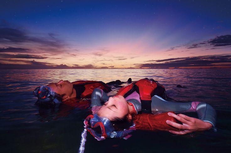 沖縄の青い海で体験ダイビング!美しく神秘的な青の洞窟でのシュノーケリングなど、沖縄の海を満喫できるプランがズラリ!