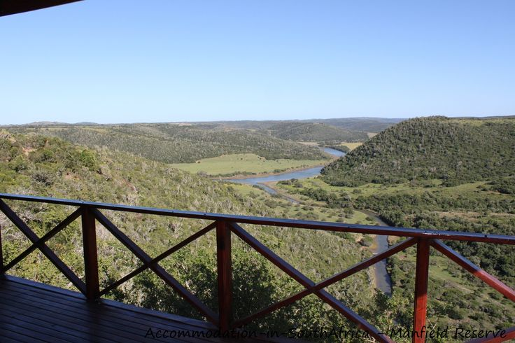 Port Alfred Accommodation. Beautiful views at Mansfield Reserve.