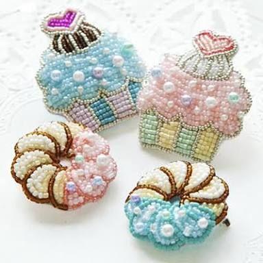 ビーズ刺繍 - Google 検索