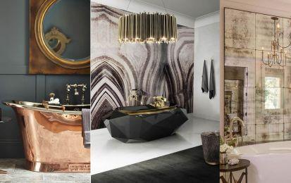 Come arredare il bagno con accessori lussuosi
