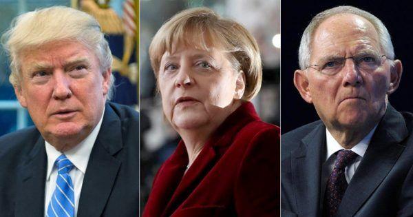 Ομολογησε ο Σοιμπλε οτι με την Τουρκια(100 χρονων χωρα) εχουν(ποιοι?) προαιωνιο μισος προς την Ελλαδα και τους Ελληνες!!!! Φυσικα δεν αναφερεται στους πολιτες που κατοικουν στην Εταιρεια Γερμανια ΕΠΕ,αλλα στην φυτρα ανθρωπομορφων ζωων που την διοικει! Εχουμε πει επανειλλημενως οτι η Γερμανια ΔΕΝ ΕΙΝΑΙ ΚΡΑΤΟΣ! Ιδιοκτητες της εταιρειας ειναι μια δρακα ζωων που την οδηγουν…