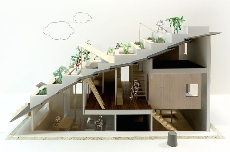 Hiroki Tominaga - Atelier | 段畑の家 / house of terraced field
