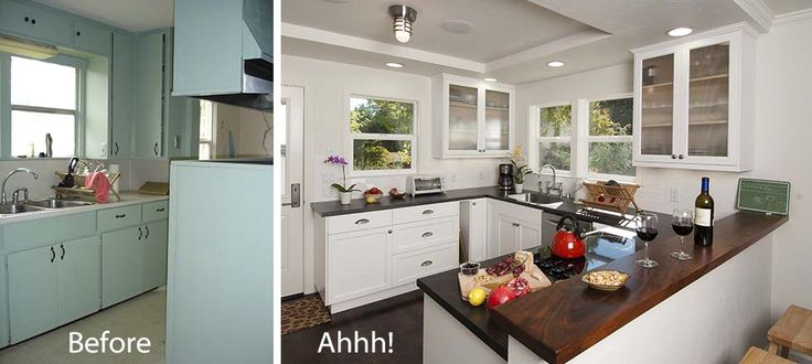 17 best images about home makeovers on pinterest home for 70s kitchen remodel ideas
