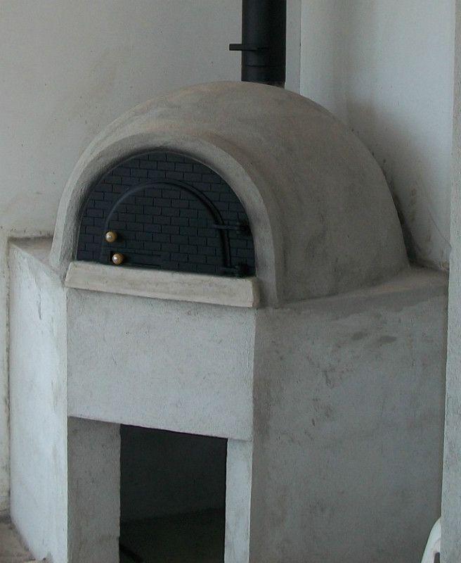 Imagem de Forno de Pizza em Alvenaria