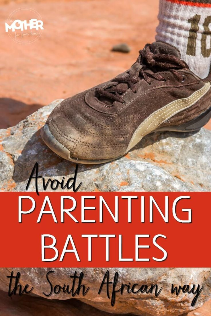 Do your children engage you in frequent power struggles and battles? An awesome tip for others of toddlers, preschoolers, and younger children.