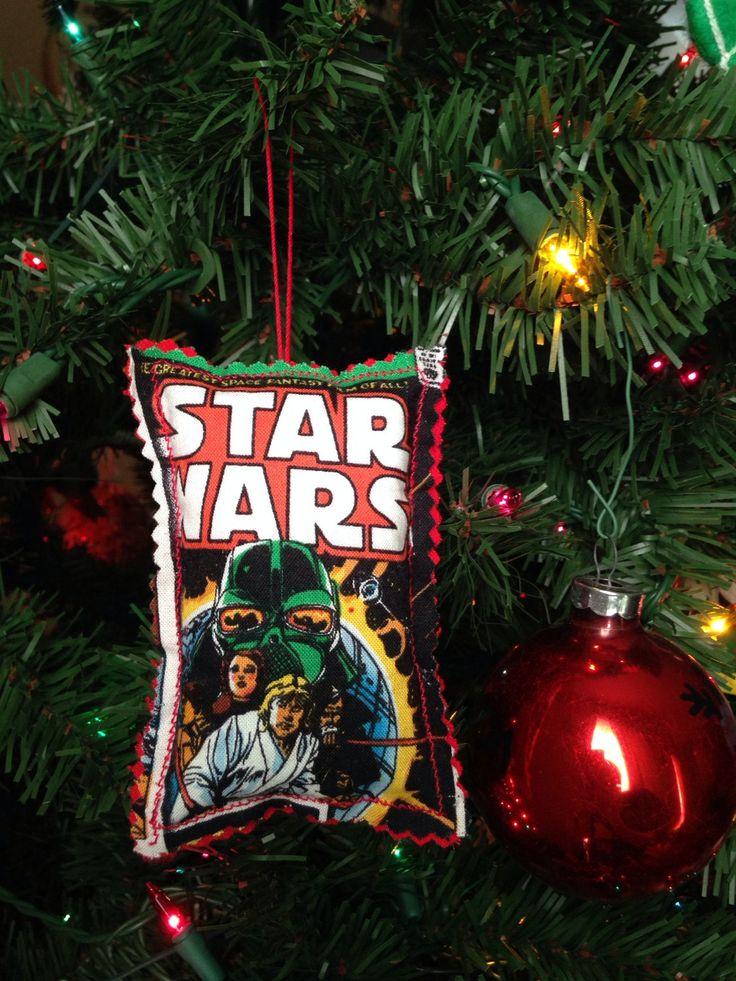 The 25 best Star wars christmas ornaments ideas on Pinterest