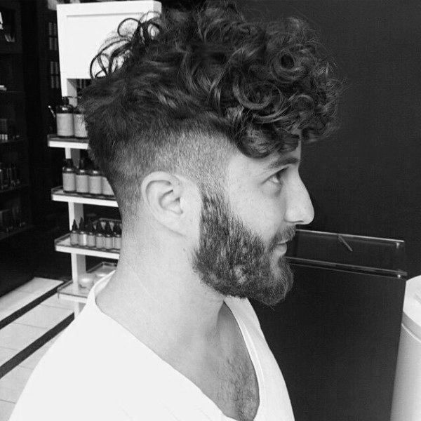 how to cut a fade haircut 17 best ideas about s haircuts curly on 1408