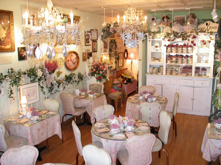 73 Best Tea Room Decorating Ideas Images On Pinterest