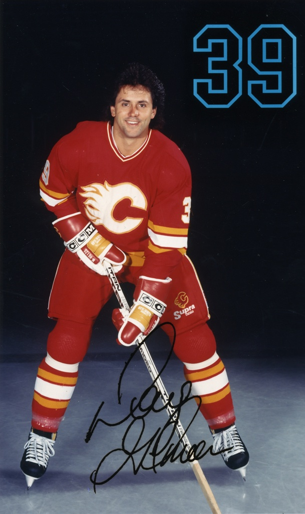 Doug Gilmour amassed 28 points in 35 postseason games with the Flames.