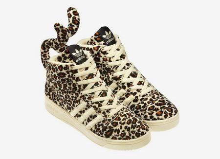Adidas леопардовые кеды