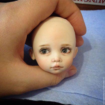 Коллекционные куклы ручной работы. Ярмарка Мастеров - ручная работа. Купить Подвижная кукла.. Handmade. Тедди-долл, дорогой подарок