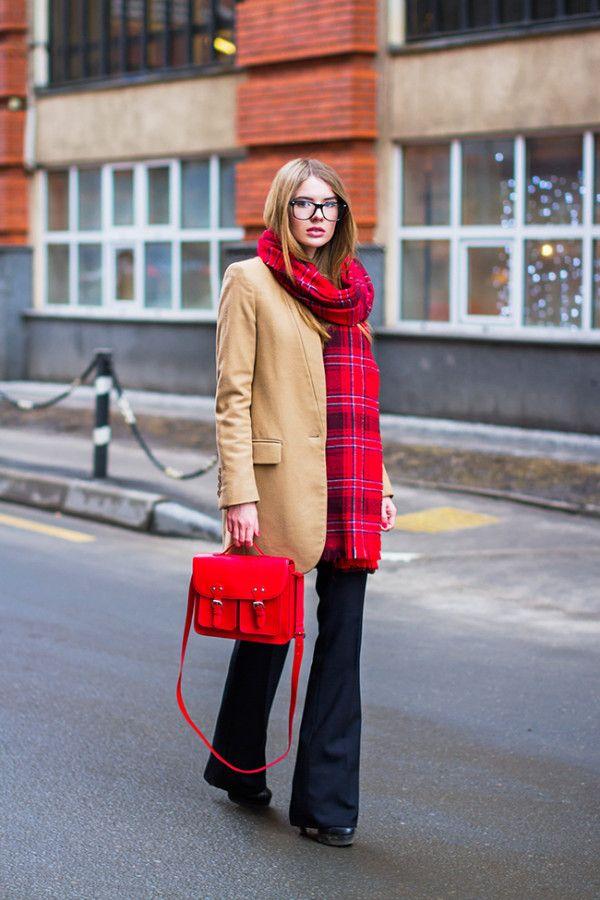 Модная верхняя одежда: «верблюжье» пальто 6